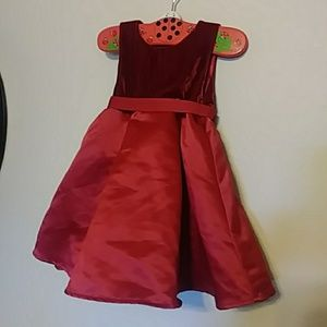 NWT Holiday Children's place dress size 24mos